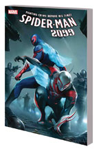 Image: Spider-Man 2099 Vol. 07: Back to the Future, Shock! SC  - Marvel Comics