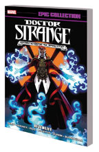 Image: Doctor Strange Epic Collection: Afterlife SC  - Marvel Comics