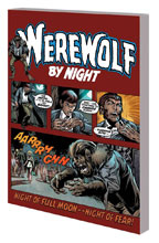 Image: Werewolf by Night: The Complete Collection Vol. 01 SC  - Marvel Comics