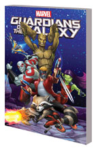 Image: Guardians of the Galaxy: An Awesome Mix SC  - Marvel Comics