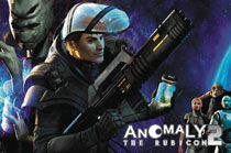 Image: Anomaly Vol. 02: Rubicon HC  - Anomaly Productions LLC