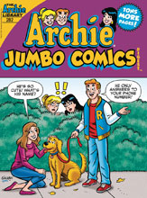 Image: Archie #282 (Jumbo Comics) Double Digest - Archie Comic Publications