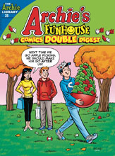 Image: Archie's Funhouse #28 (Comics) Double Digest - Archie Comic Publications