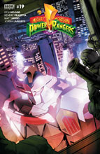 Image: Mighty Morphin Power Rangers #19 - Boom! Studios