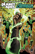 Image: Planet of the Apes / Green Lantern SC  - Boom! Studios
