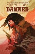 Image: Death be Damned Vol. 01 SC  - Boom! Studios