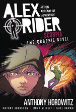 Image: Alex Rider: Scorpia GN  - Candlewick Press