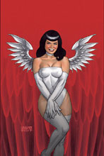 Image: Bettie Page #3 (Linsner virgin incentive cover - 03051) (20-copy)  [2017] - Dynamite