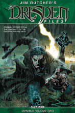 Image: Jim Butcher's The Dresden Files: Omnibus Vol. 02 SC  - Dynamite