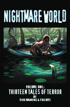 Image: Nightmare World Vol. 01: 13 Tales of Terror SC  (Devils Due Ed) - Devils Due /1First Comics, LLC