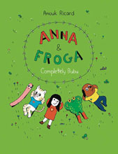 Image: Anna & Froga: Completely Bubu GN  - Drawn & Quarterly