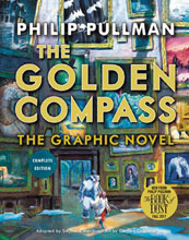 Image: Golden Compass: The Graphic Novel SC  - Knopf Publishing