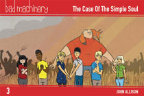 Image: Bad Machinery Vol. 03: Pocket Edition GN  - Oni Press Inc.