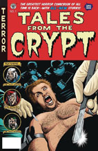 Image: Tales from the Crypt HC  - Super Genius