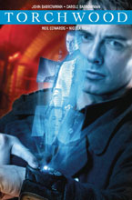 Image: Torchwood #3.1 (cover B - Photo) - Titan Comics