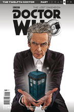 Image: Doctor Who: The 12th Doctor Year Three #8 (cover A - Klebs Jr.) - Titan Comics