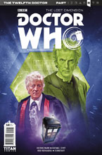 Image: Doctor Who: The 12th Doctor Year Three #8 (cover B - Photo) - Titan Comics