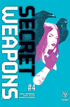 Image: Secret Weapons #4 (cover A - Allen)  [2017] - Valiant Entertainment LLC