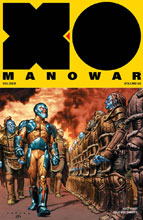 Image: X-O Manowar  [2017] Vol. 02: General - Valiant Entertainment LLC