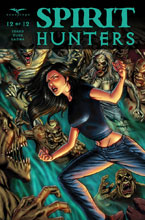 Image: Spirit Hunters #12 (cover A - Goh)  [2017] - Zenescope Entertainment Inc