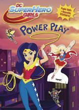 Image DC Super Hero Girls Power Play