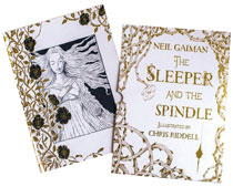 Image: Sleeper & the Spindle Deluxe Slipcased HC  - Harper Collins Publishers