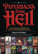 Image: Paperbacks from Hell SC  - Quirk Books
