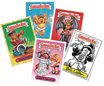 Image: Topps 2017 Garbage Pail Kids Series 2 Coll Card Box  - Topps Company