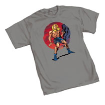 Image: Kamandi T-Shirt  (XL) - Graphitti Designs