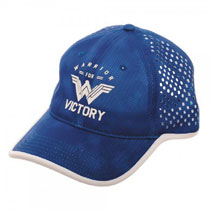 Image: DC Movie Wonder Woman Hat: Warrior Victory  (Adjustable) - Bioworld Merchandising