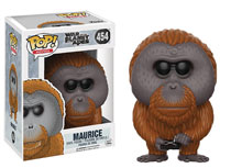 Image: Pop! War for the Planet of the Apes Vinyl Figure Maurice  - Funko