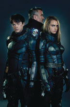 Image: Valerian Movie  (7-inch) Series 1 Action Figure Assortment - Neca