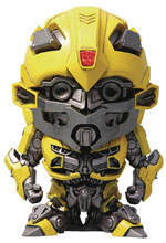 Image: Transformers Last Knight PVC Figure: Bumblebee  (4-inch) - Hero Cross Co. Ltd