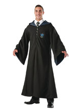 Image: Harry Potter Deluxe Replica Adult Robe: Ravenclaw  - Rubies Costumes Company Inc
