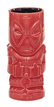 Image: Marvel Geeki Tiki Glass: Deadpool  - Beeline Creative Inc.