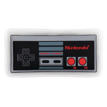 Image: Nintendo Cold Pack: NES Controller  - Bumkins Finer Baby Products