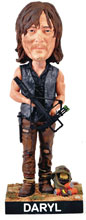 Image: Walking Dead Limited Edition Bobblehead: Daryl Dixon  - Royal Bobbles