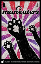 Image: Man-Eaters #1 (variant cover  - Image Comics