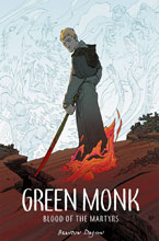 Image: Green Monk: Blood of the Martyrs SC  - Image Comics