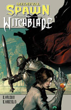Image: Medieval Spawn / Witchblade Vol. 01 SC  - Image Comics