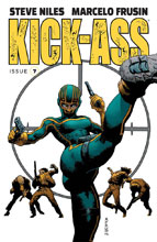 Image: Kick-Ass #7 (cover A - Frusin) - Image Comics