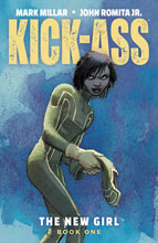 Image: Kick-Ass: New Girl Vol. 01 SC  - Image Comics