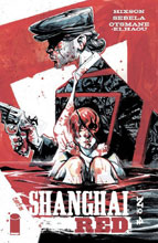Image: Shanghai Red #4 (cover B - Visions) - Image Comics