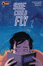 Image: She Could Fly #3 - Dark Horse Comics