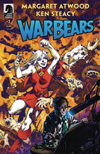 Image: War Bears #1 - Dark Horse Comics