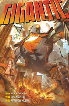 Image: Gigantic Library Edition HC  - Dark Horse Comics