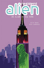 Image: Resident Alien Vol. 05: An Alien in New York SC  - Dark Horse Comics