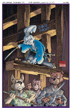 Image: Usagi Yojimbo: The Hidden #6 - Dark Horse Comics