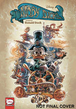 Image: Disney Classics: Moby Dick Starring Donald Duck  - Dark Horse Comics