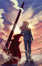 Image: Buffy the Vampire Slayer Season 12: The Reckoning #4 (cover A - Hans) - Dark Horse Comics